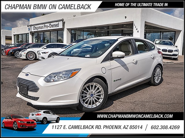 2014 Ford Focus Electric 33433 miles 6023852286 1127 E Camelback Rd Chapman Value center on