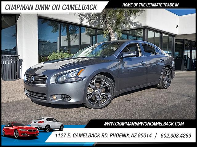 2014 Nissan Maxima 35 SV 60156 miles 6023852286 1127 E Camelback Rd Chapman Value center o