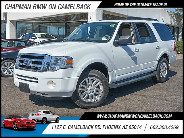 2014 Ford Expedition XLT 32982 miles 6023852286 1127 E Camelback Rd Chapman Value center on