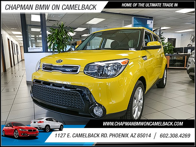 2016 Kia Soul  37019 miles 6023852286 1127 E Camelback Rd Chapman Value center on Camelbac