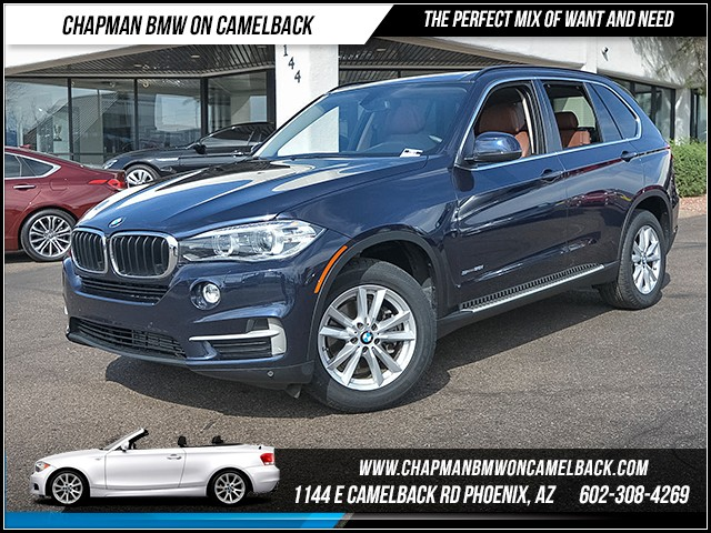 2014 BMW X5 sDrive35i 38907 miles Premium Package Cold Weather Package 3rd row seat Satellite