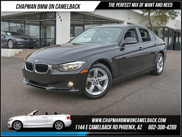 2014 BMW 3-Series 320i 33323 miles Satellite communications BMW Assist Phone hands free Wireles