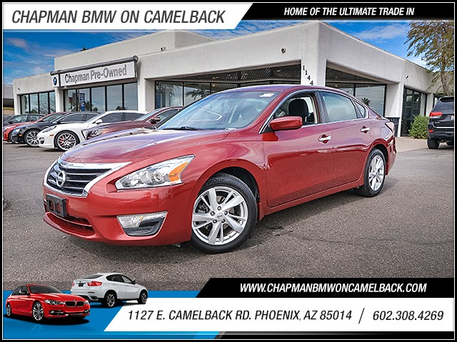 2014 Nissan Altima 25 S 32642 miles 6023852286 1127 E Camelback Rd Chapman Value center on