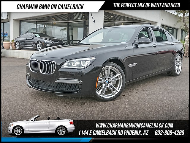 2013 BMW 7-Series 740Li 48554 miles Lighting Package M Sport Package 20 Alloy double-spoke whe