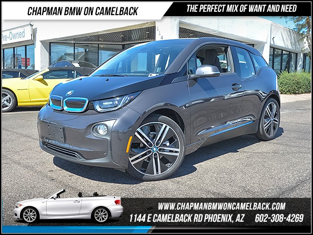 2014 BMW i3 11981 miles Tera World Parking Assistance Package Tech  Driving Assist Package Sp