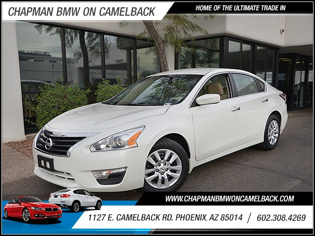 2014 Nissan Altima 25 S 33572 miles 6023852286 1127 E Camelback Rd Chapman Value center on