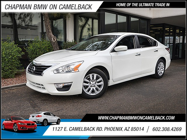 2014 Nissan Altima 25 S 36598 miles 6023852286 1127 E Camelback Rd Chapman Value center on