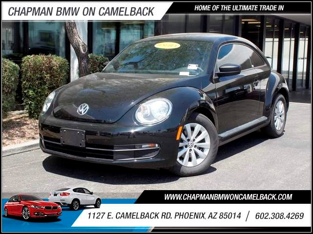2013 Volkswagen Beetle 25L Entry PZEV 27430 miles 602 748-1691 1127 E Camelback HOME OF THE