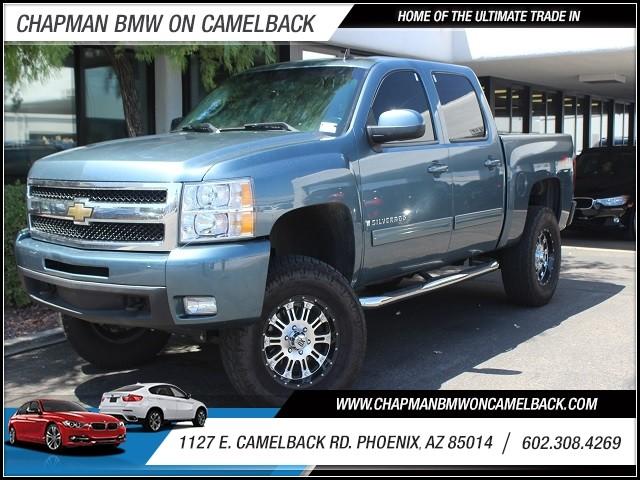 2009 Chevrolet Silverado 1500 LTZ Crew Cab 73055 miles 602 385-2286 1127 E Camelback HOME OF