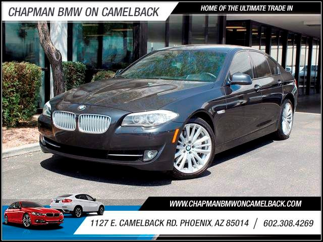 2012 BMW 5-Series 550i 50009 miles 602 385-2286 1127 E Camelback HOME OF THE ULTIMATE TRADE