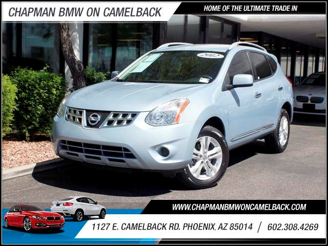 2012 Nissan Rogue SV 67471 miles 602 385-2286 1127 E Camelback HOME OF THE ULTIMATE TRADE IN