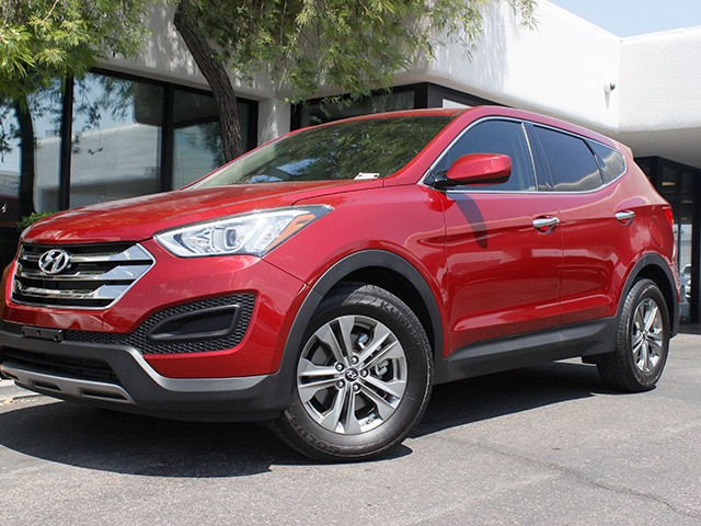 2014 Hyundai Santa Fe Sport 24L 20426 miles 602 385-2286 1127 E Camelback HOME OF THE ULTIM