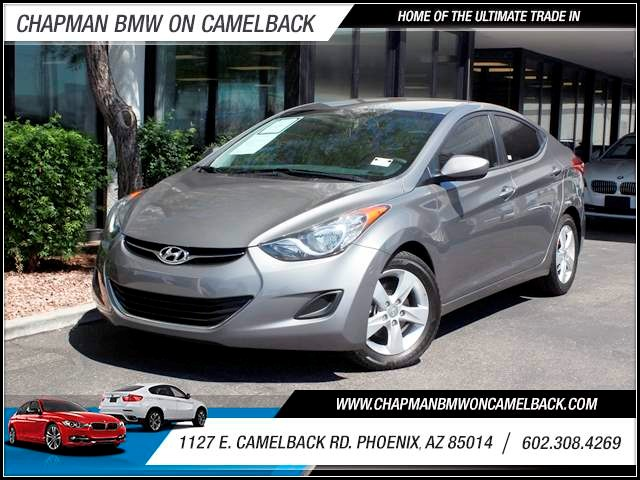 2013 Hyundai Elantra GLS 36808 miles 602 385-2286 1127 E Camelback HOME OF THE ULTIMATE TRAD