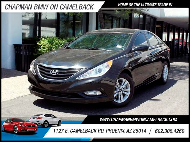 2013 Hyundai Sonata GLS 43310 miles Wireless data link Bluetooth Satellite communications Blue L