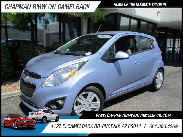 2014 Chevrolet Spark LS 13950 miles Satellite communications OnStar Anti-theft system engine im