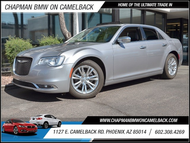 2015 Chrysler 300 C 18757 miles 602 385-2286 1127 E Camelback HOME OF THE ULTIMATE TRADE IN
