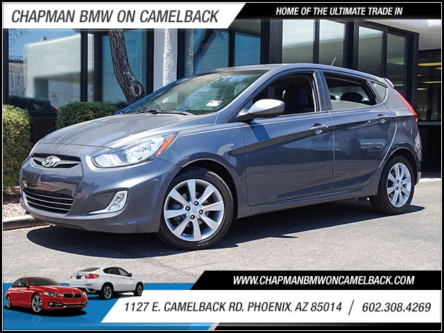 2012 Hyundai Accent SE 63842 miles 60238522861127 E Camelback Rd Chapman Value center on Ca