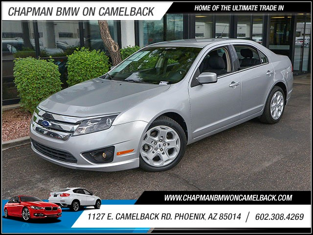 2011 Ford Fusion SE 62211 miles 60238522861127 E Camelback Rd Chapman Value center on Camel