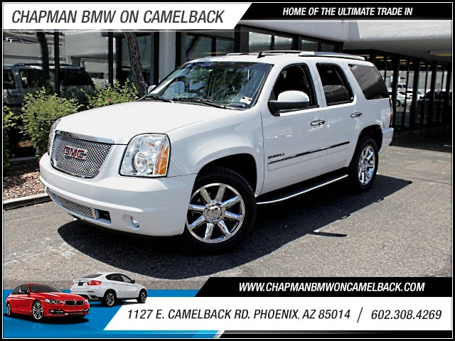 2013 GMC Yukon Denali 42009 miles Satellite communications OnStar Wireless data link Bluetooth
