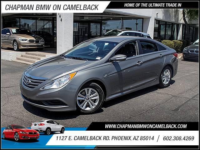 2014 Hyundai Sonata GLS 59779 miles 60238522861127 E Camelback Rd Chapman Value center on C