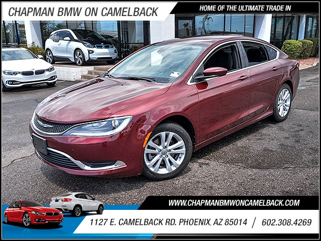 2015 Chrysler 200 Limited 35742 miles 60238522861127 E Camelback Rd Chapman Value center on