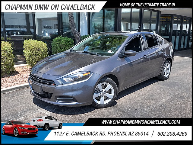 2015 Dodge Dart SXT 31345 miles 60238522861127 E Camelback Rd Chapman Value center on Camel