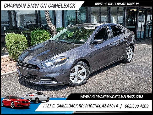 2015 Dodge Dart SXT 31737 miles 60238522861127 E Camelback Rd Chapman Value center on Camel