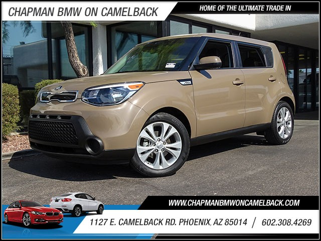 2015 Kia Soul  33994 miles 60238522861127 E Camelback Rd Chapman Value center on Camelback