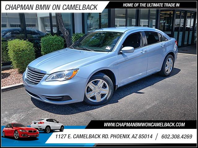 2014 Chrysler 200 LX 38027 miles 6023852286 1127 E Camelback Rd Chapman Value center on Cam