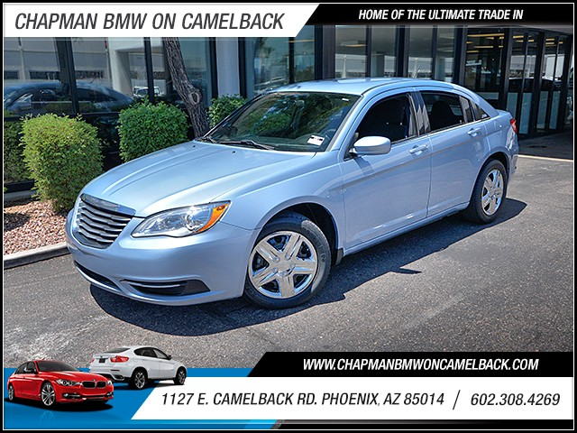 2014 Chrysler 200 LX 38027 miles 60238522861127 E Camelback Rd Chapman Value center on Came