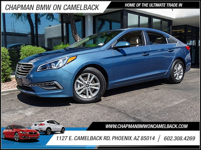 2015 Hyundai Sonata SE 36864 miles 60238522861127 E Camelback Rd Chapman Value center on Ca