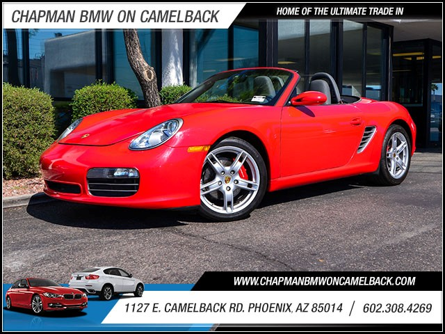 2007 Porsche Boxster S 45900 miles 60238522861127 E Camelback Rd Chapman Value center on Ca