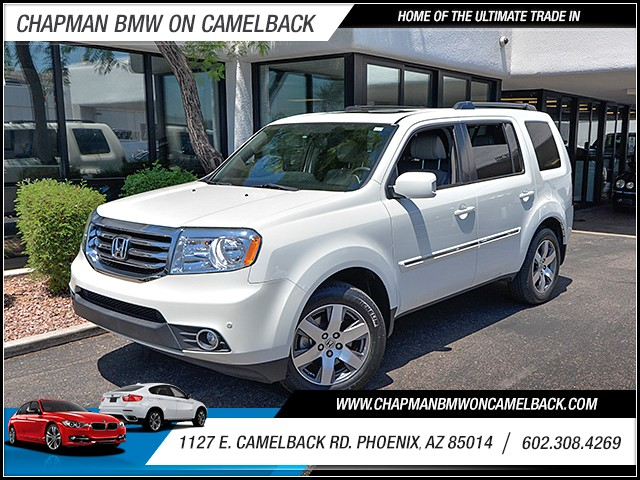 2014 Honda Pilot Touring 30271 miles 60238522861127 E Camelback Rd Chapman Value center on