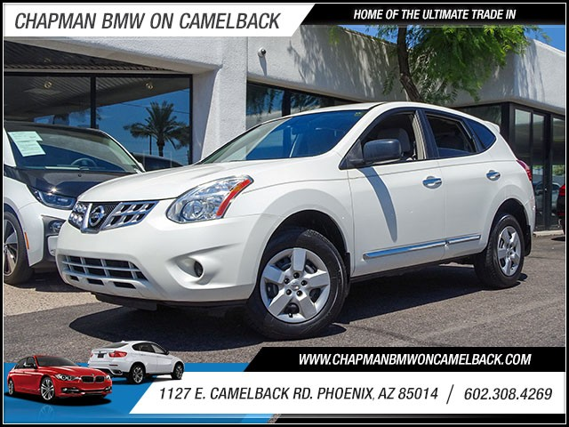 2012 Nissan Rogue S 97060 miles 60238522861127 E Camelback Rd Chapman Value center on Camel