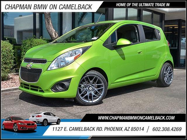 2014 Chevrolet Spark 1LT CVT 36418 miles 60238522861127 E Camelback Rd Chapman Value center