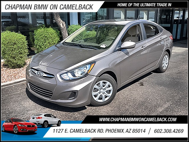 2014 Hyundai Accent GLS 43329 miles 60238522861127 E Camelback Rd Chapman Value center on C