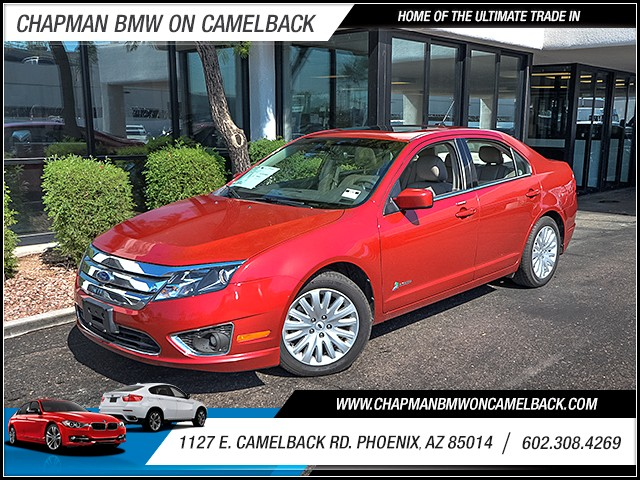 2012 Ford Fusion Hybrid 52394 miles 60238522861127 E Camelback Rd Chapman Value center on C