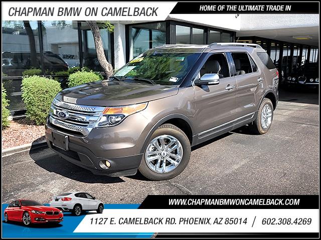 2015 Ford Explorer XLT 32320 miles 60238522861127 E Camelback Rd Chapman Value center on Ca