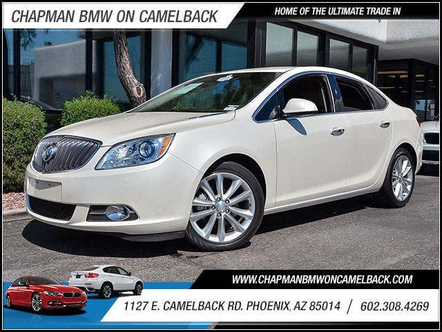2012 Buick Verano Leather Group 56855 miles 60238522861127 E Camelback Rd Chapman Value cen