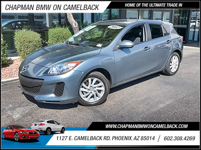 2012 Mazda MAZDA3 i Touring 73124 miles 6023852286 1127 E Camelback Rd Chapman Value center