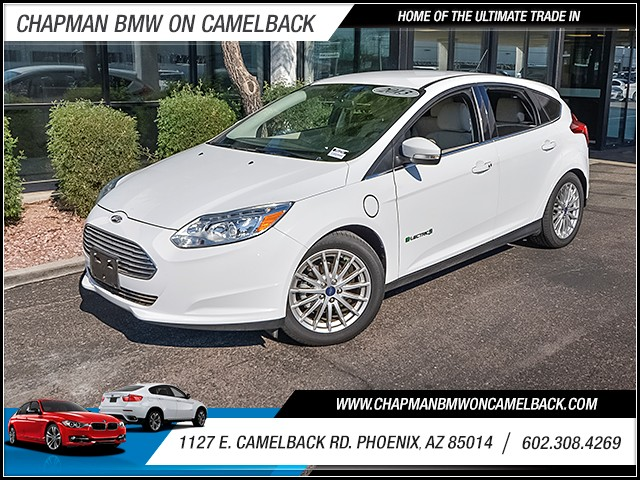 2013 Ford Focus Electric 61915 miles 6023852286 1127 E Camelback Rd Chapman Value center on