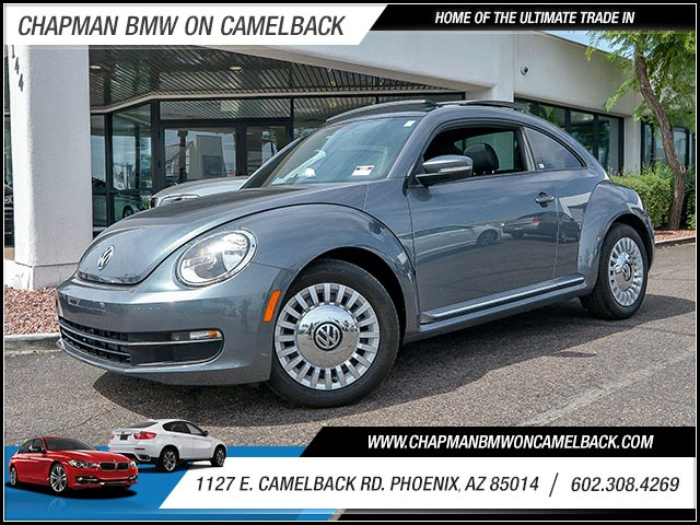 2015 Volkswagen Beetle 18T PZEV 20771 miles Wireless data link Bluetooth Cruise control Anti-t