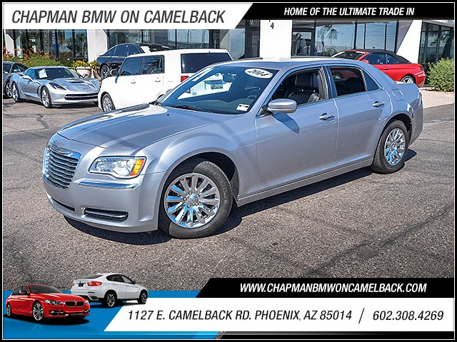 2014 Chrysler 300 28440 miles 60238522861127 E Camelback Rd Chapman Value center on Camelba