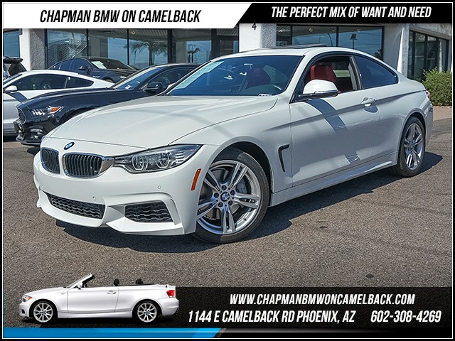 2015 BMW 4-Series 435i 10935 miles 6023852286 - 12th St and Camelback Chapman BMW on Camelback
