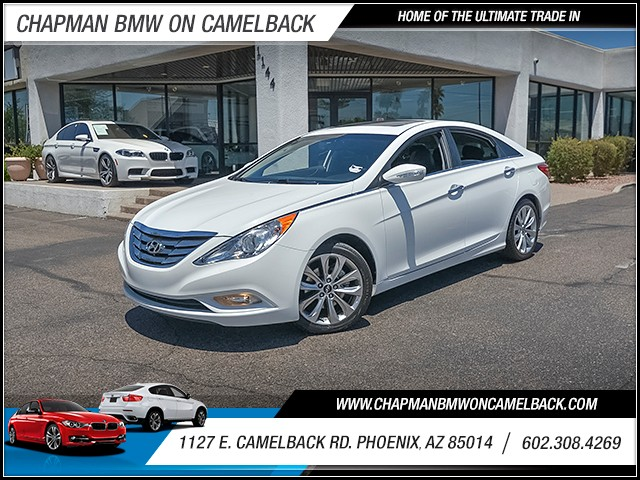 2013 Hyundai Sonata Limited 20T 48635 miles Wireless data link Bluetooth Cruise control Anti-t