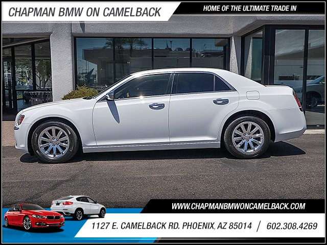 2013 Chrysler 300 C 41753 miles Real time traffic Wireless data link Bluetooth Cruise control