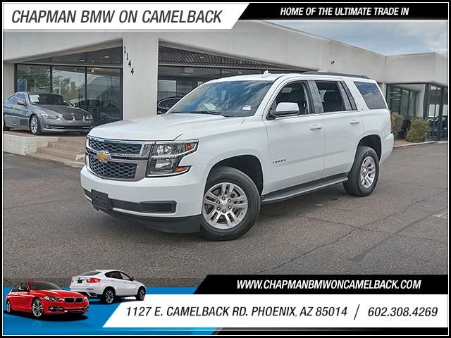 2016 Chevrolet Tahoe LT 44731 miles 6023852286 1127 E Camelback Rd Summer Monsoon Sales Event