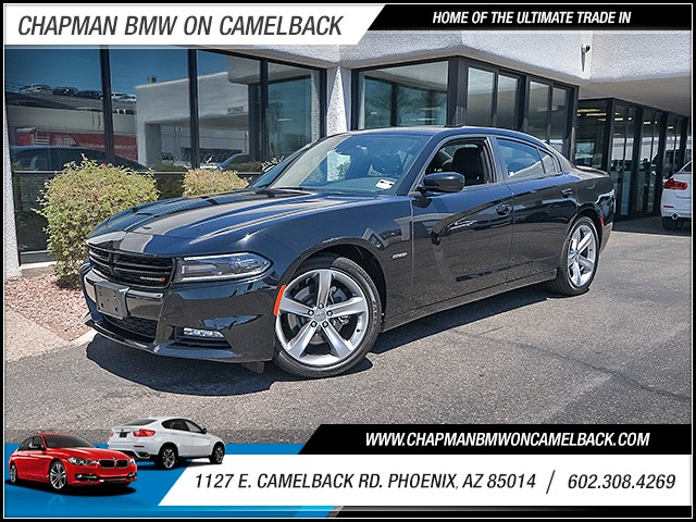 2016 Dodge Charger RT 35579 miles Wireless data link Bluetooth Cruise control 2-stage unlockin