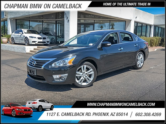 2015 Nissan Altima 35 SL 43987 miles 6023852286 1127 E Camelback Rd Summer Monsoon Sales Eve