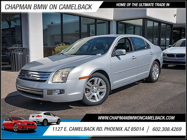 2006 Ford Fusion V6 SEL 79461 miles Cruise control Anti-theft system engine immobilizer Power